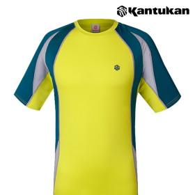 [칸투칸] T250 인텐스 파워 남성 라운드 티셔츠