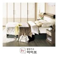 [장인가구]마가렛 침대 (라텍스매트 포함)