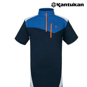 [칸투칸] T206 전인미답 남성 기능성 집업 티셔츠