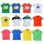 (애스크주니어)미키 요꼬에리 티셔츠(JU2MTN242UD) 4종태1