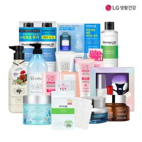 [LG생활건강]2월 설날뷰티 ~30% OFF/1+1/생활용품세트 증정