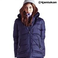 [칸투칸] J825 우아한 보온 여성 자켓