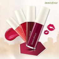 이니스프리 글로시 립 라커(3호 가을빛 장미 핑크)