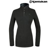 [칸투칸] T873 R.C.P 숄 여성 카라 티셔츠