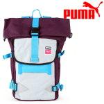 [푸마]070357-03 퍼플 Traction Backpack 남여공용 백팩 책가방 학생용가방 스포츠가방