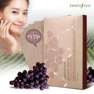 이니스프리 와인 젤리 마스크 세트 (5매)