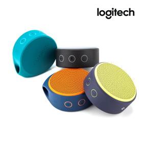 로지텍 정품 X100 휴대용 블루투스 스피커 + 파우치증정