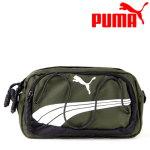 [푸마]070737-02 카키 Monsoon Portable 남여공용 힙색 크로스백 스포츠가방