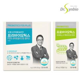 오한진 프리바이오틱스 유익균먹이 & 프로바이오틱스 유산균