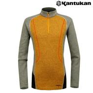 [칸투칸] T438 더블 히트 남성 보온 티셔츠