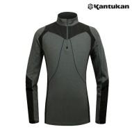 [칸투칸] KTFA88 노블M 자카드 남성 집업 티셔츠
