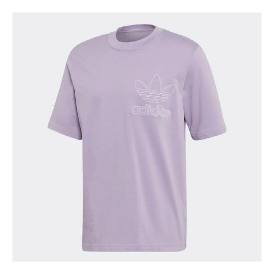 49faa91117e [아디다스 오리지널스][Mens Originals] 아웃라인 티셔츠 {DV1561}