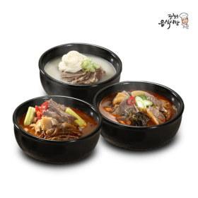 전철우 설렁탕/장터국밥/육개장 모음전
