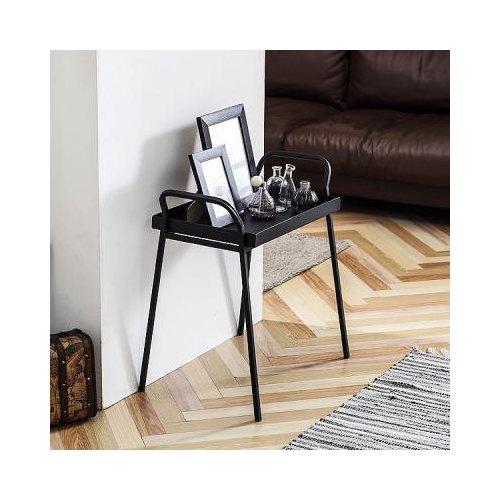 [아트박스][동화속나무] 스틸 손잡이 테이블 철제 화분받침 스텐드 (ST013)