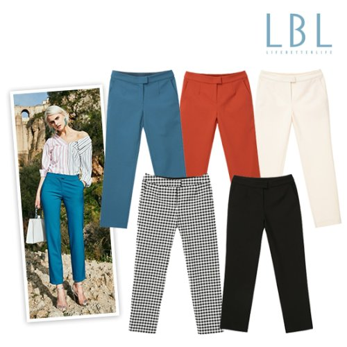 [LBL][LBL] Going new collection 4 way 스트레치 팬츠